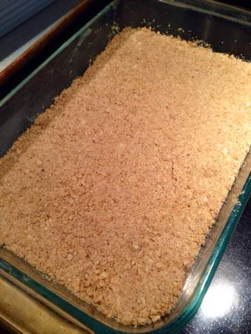 Oatmeal Jam Bars With Cake Mix