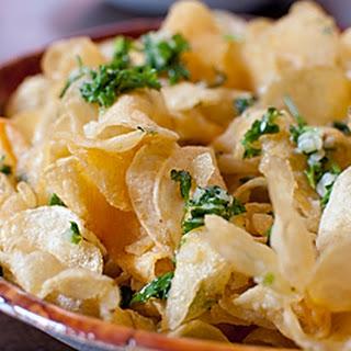 Garlic Chips.