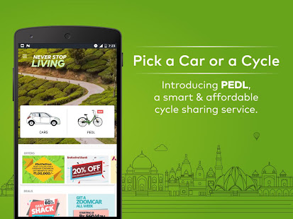 Zoomcar Self Drive Car Rental 2