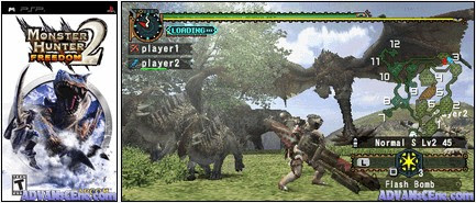 Monster Hunter Freedom 2 – USA PSP Download