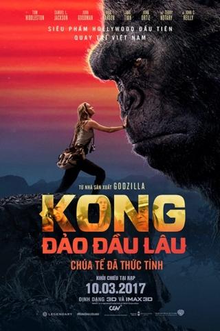 Kong: Đảo Đầu Lâu - Kong: Skull Island (2017)