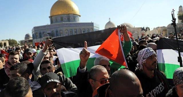 Kemenangan di Pelupuk Mata Anak-anak Palestina