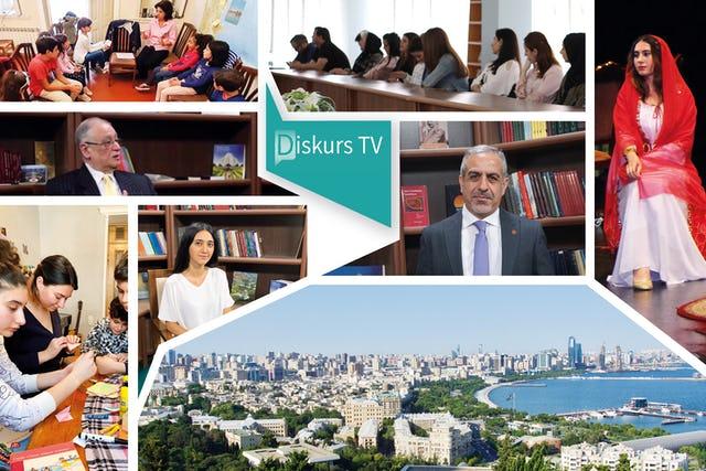 Внешние связи бахаи Азербайджана