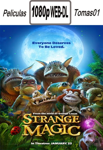 Strange Magic (2015) WEB-DL 1080p