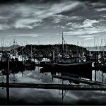 Neah Bay Boatyard by Ken         Dvorak.jpg