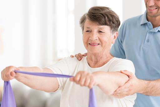 Fisioterapia e a prevenção de doenças na terceira idade