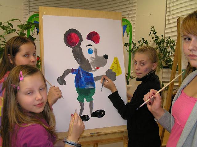 Kunstiosakonda sisseastunud laste pühitsemine - PB100356.JPG