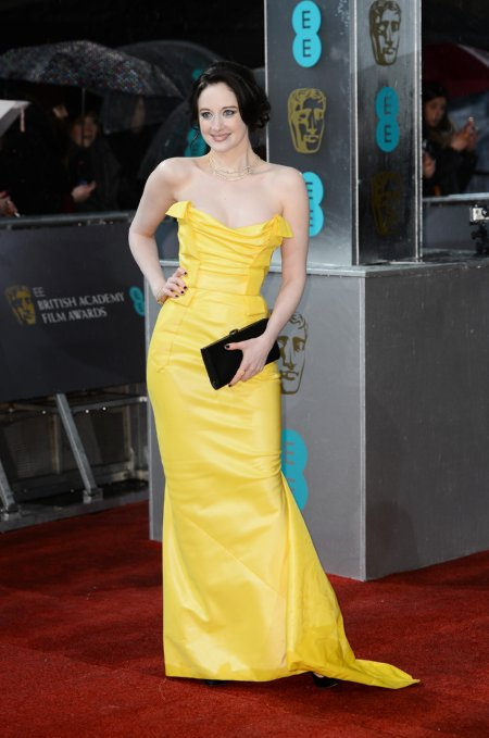 Andrea Riseborough United Kingdom Actor