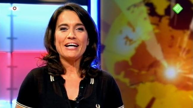 Dione de Graaff: Dione de Graaff presentatrice van de ...