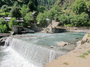 Kundal Shahi waterfall neelum valley
