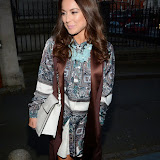 OIC - ENTSIMAGES.COM - Louise Thompson at the Oasis and Victoria & Albert Museum - collection launch party London 20th April 2015  Photo Mobis Photos/OIC 0203 174 1069