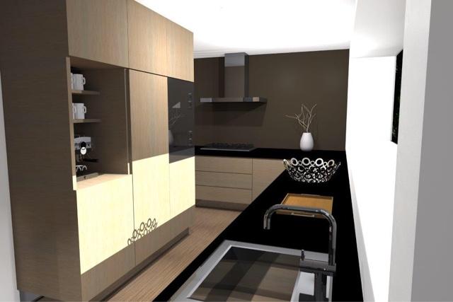 Arnoud herberts interieurarchitect totaal interieurplan in 3d for 3d planner zolder