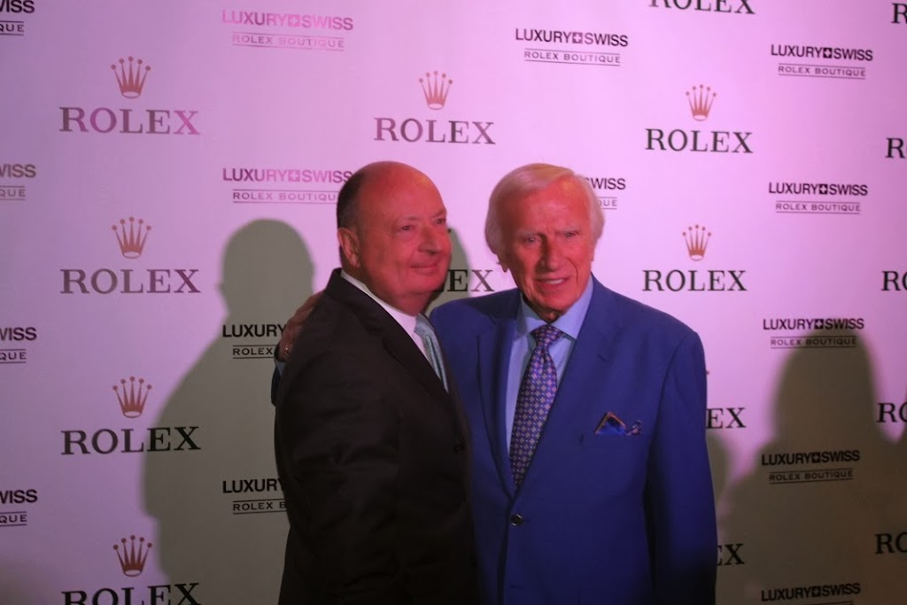 Rolex Miami Boutique Luxury Swiss LLC Ribbon Cutting 15 Stewart Wicht Seymour Holtzman