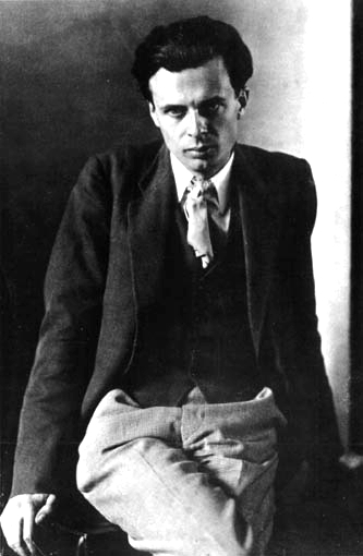 Aldous Huxley Main, Aldous Huxley