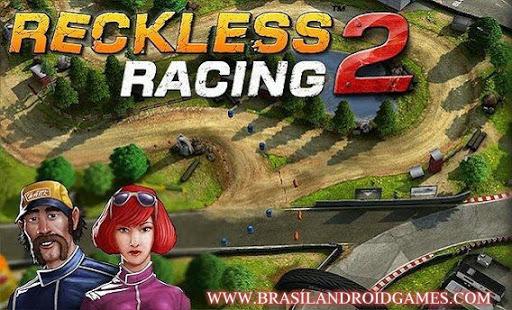 Reckless Racing 2 Imagem do Jogo