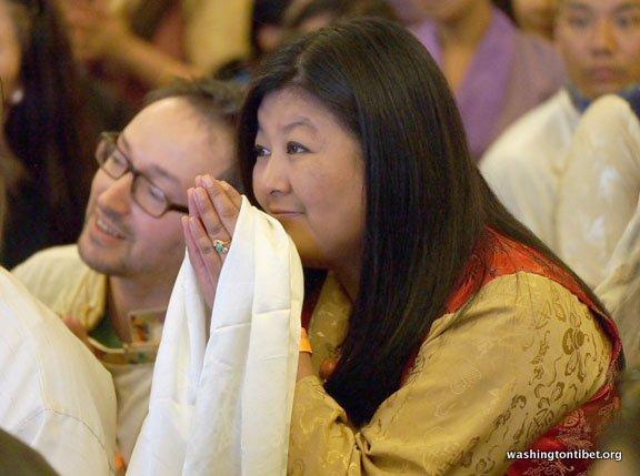 Tibetan Audience with HH Dalai Lama/HH Sakya Trizins Teaching in Portland, OR. - 25-cc%2BP5120189%2BA72.JPG