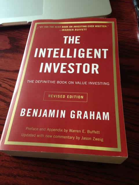 Intelligent Investor Book
