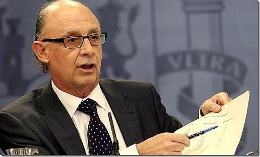 Cristobal Montor Ministro de Hacienda y Economía