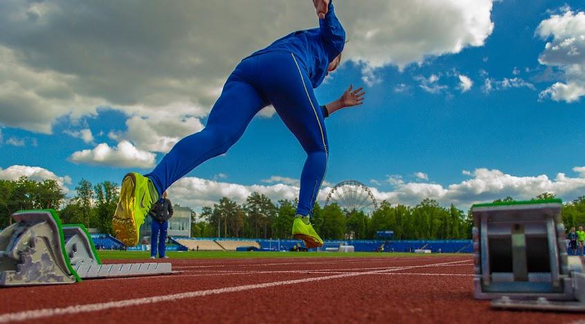 фотографии Чемпионат области 1997 и младше по легкой атлетике