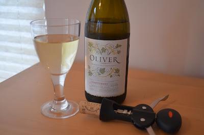 Oliver Vine Series Chardonnay