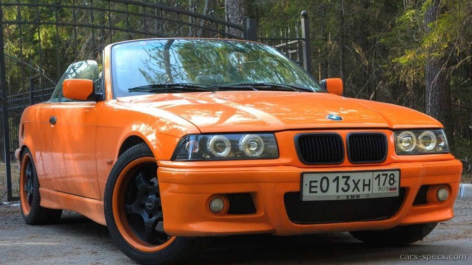 1996 bmw 3 series convertible specifications pictures prices. Black Bedroom Furniture Sets. Home Design Ideas