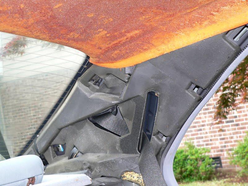 Headliner Repair Renew On 98 C230 Mercedes Benz Forum