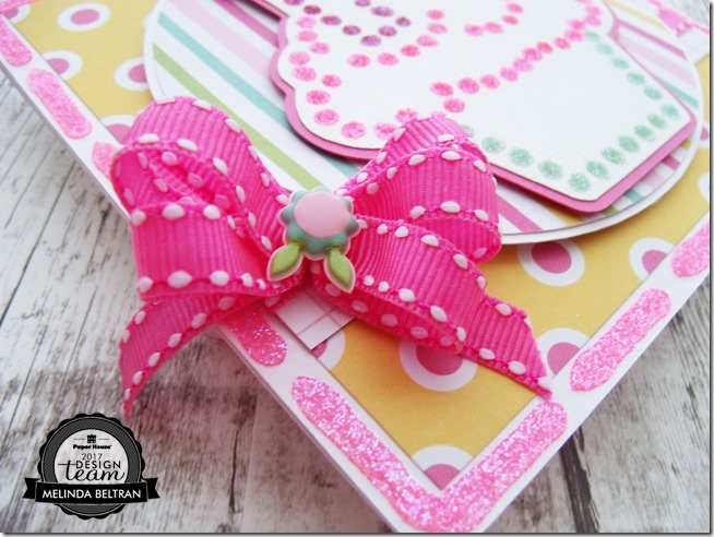 3L Scrapbook Adhesive Cupcake Card Glue Dots Blog Hop Project