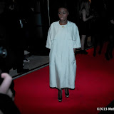 WWW.ENTSIMAGES.COM - Laura Mvula  arriving at   ELLE Style Awards 2013 at The Savoy, Strand, London                                                        Photo Mobis Photos/OIC 0203 174 1069