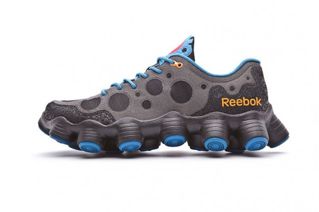 *Reebok ATV 19+章魚吸盤鞋:震撼四方的全方位奇型異鞋! 1