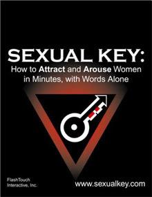 Cover of Jd Fuentes's Book The Sexual Key V2 Transcript