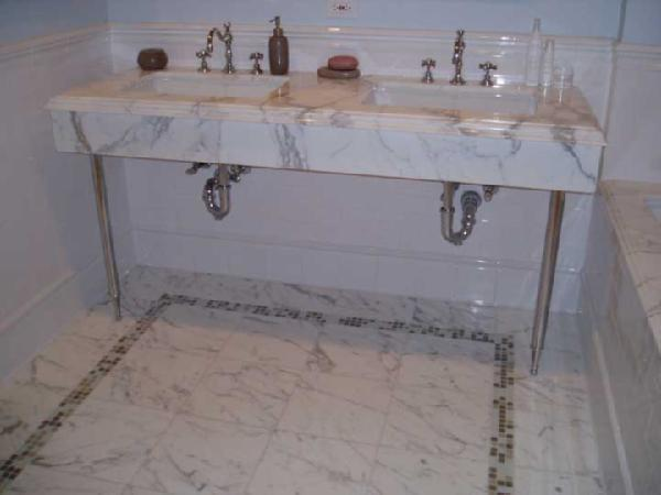 White Marble Flooring white marble in all its wonderous white glory! - enchanted