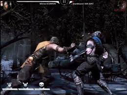 Mortal Combat : The Ultimate Fighting Game