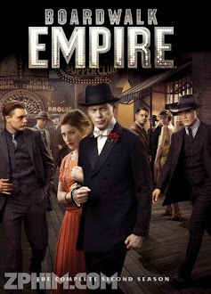 Đế Chế Ngầm 2 - Boardwalk Empire Season 2 (2011) Poster