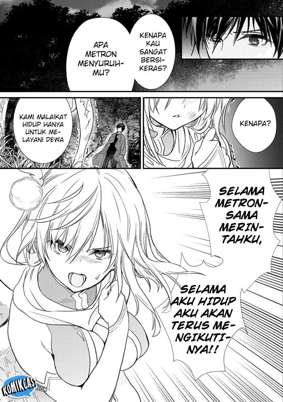 Class ga Isekai Shoukan sareta Naka Ore dake Nokotta n desu ga Chapter 14