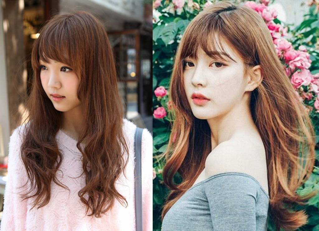 Asian Hair Trends 2018 - Korean Hair Trends 1