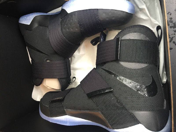 Preview of LeBron Soldier 10 X Kyrie 2 Game 3 Championship Pack