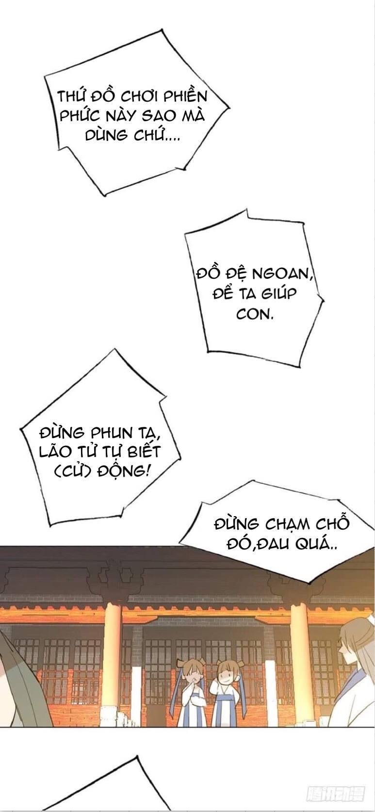 Sư Phụ Lại Đang Đùa Giỡn Ta chap 3 - Trang 10