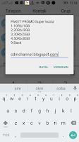 Kode Dial Promo Internet Super Murah Yang Tersembunyi