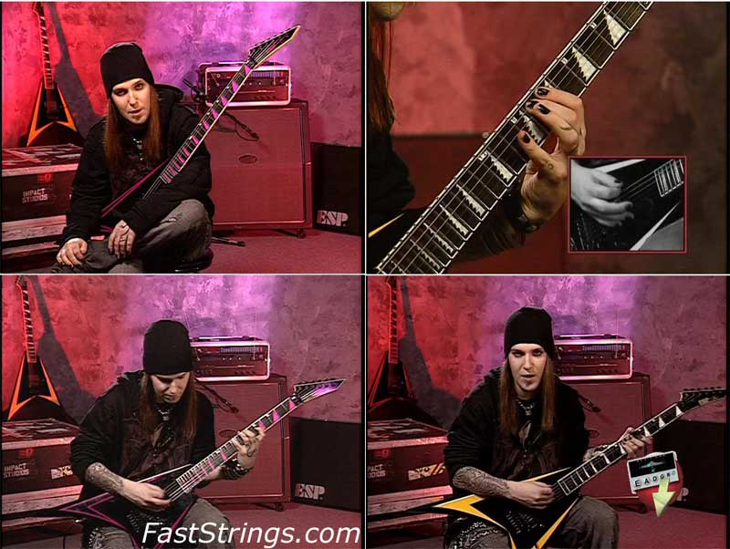 Alexi Laiho - Metal Guitar: Melodic Speed, Shred, Heavy Riffs Level 1, 2