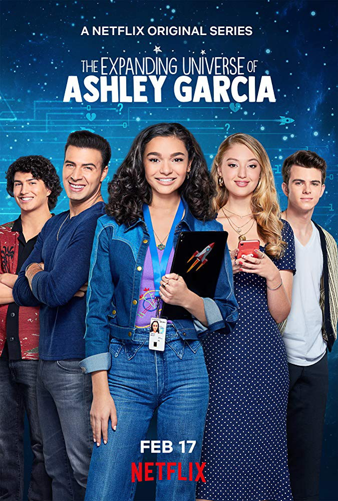 The Expanding Universe of Ashley Garcia S1