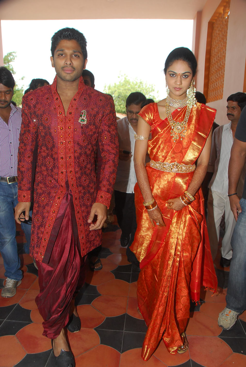 South Indian Groom Reception Dress - Wedding Dress Collections