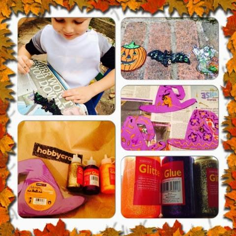 Hobbycraft Halloween crafts