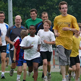 Ouder/Kind-training A-pupillen, 06-06-2008