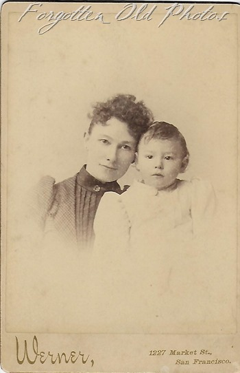 Aunt Minnie and Cornelius Craigs