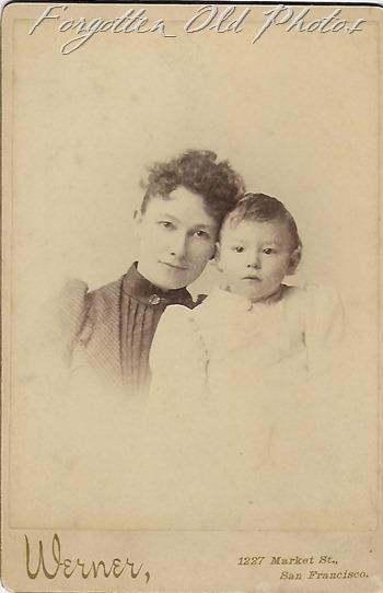 Aunt Minnie and Cornelius Craigs