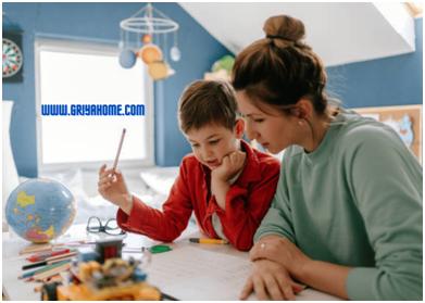 5 Cara Jitu Bikin Anak Betah Belajar di Ruang Belajar