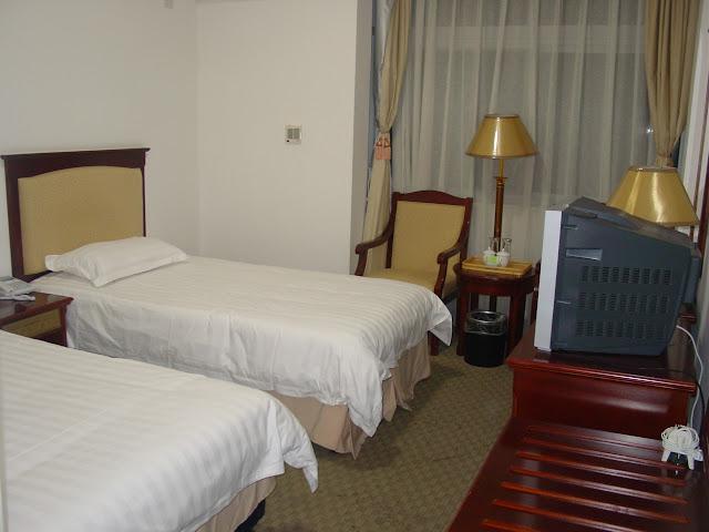 Pemondokan type Hotel di NBU untuk siswa BLCI