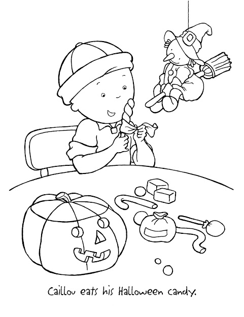 Coloring Pages Caillou Coloring Pages Free Printable Caillou Coloring Pages  For Kids Printable