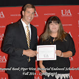 Scholarship Awards Ceremony Fall 2014 - Lynda%2BSmith.jpg