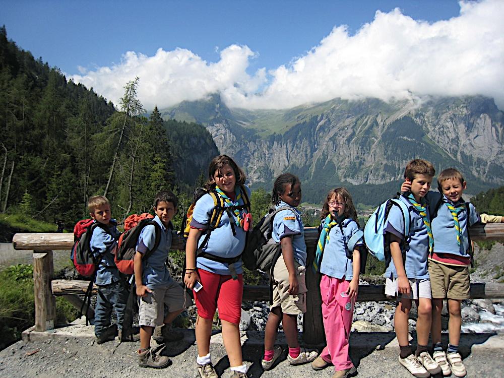 Campaments a Suïssa (Kandersteg) 2009 - IMG_4252.JPG